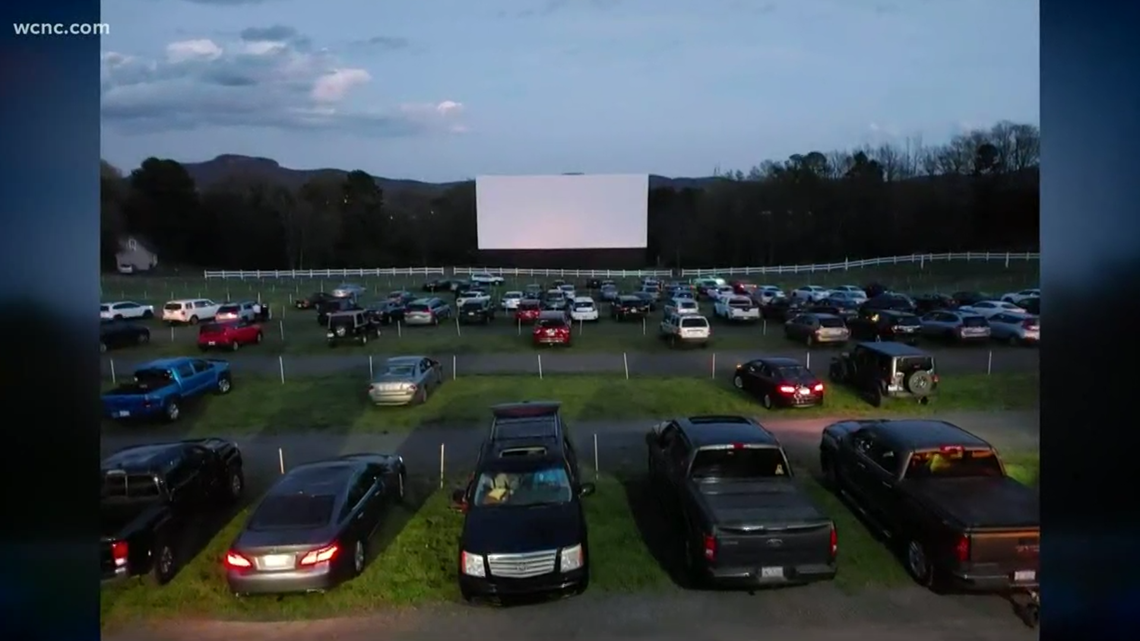 Kings Mountain Drive In Offers Free Movies Asks For Canned Food Wcnc Com