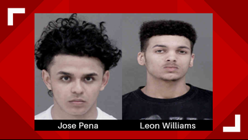 CMPD: Three suspects arrested after multiple motor vehicle break-ins