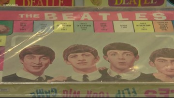 Charlotte's first Beatles fest held in uptown