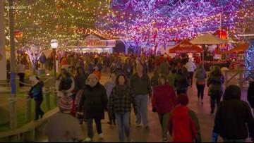 Carowinds Winterfest season begins Sunday