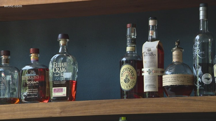'It's really just a nightmare' | Liquor shortage impacting Charlotte restaurants and bars