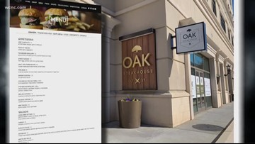 High-end steakhouse in South Park on Restaurant Report Card