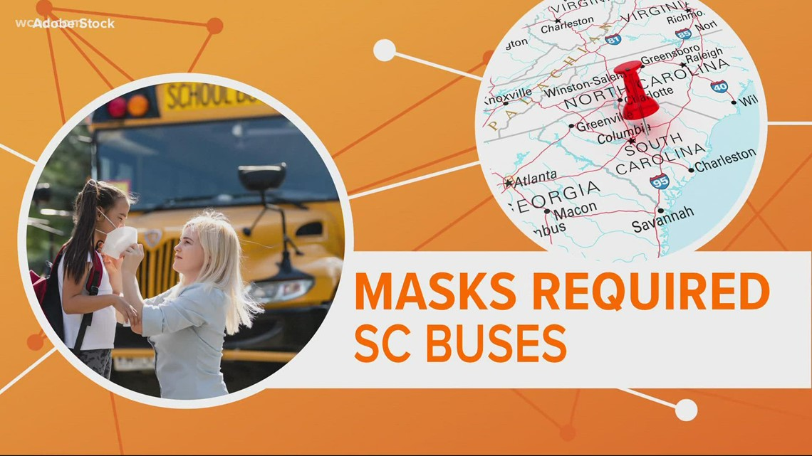 Connect the Dots: Where kids mask up in South Carolina