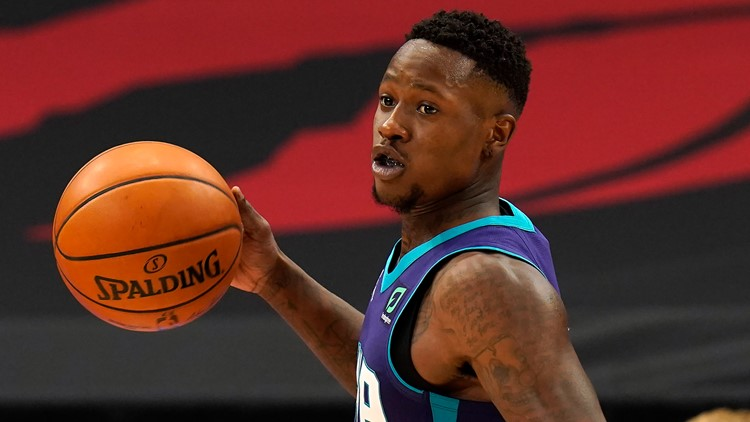 Hornets sign Terry Rozier to 4-year, max contract, report says