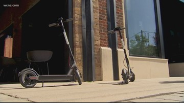 Rock Hill City Council to talk about possibly banning electric scooters