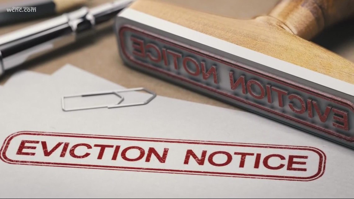 The federal moratorium on rental evictions ends July 31