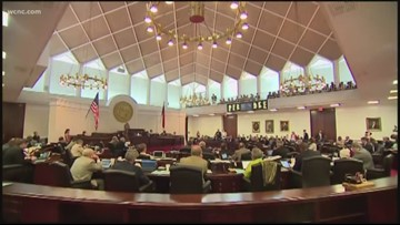 Gov. Cooper weighs in on budget battle; Comes 1 day after house overrides veto