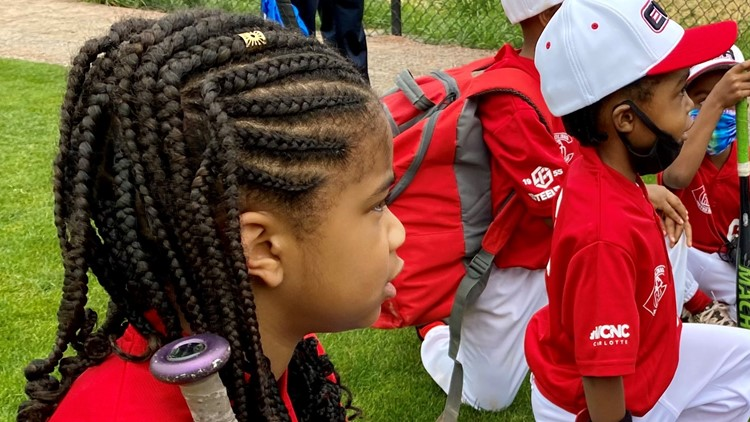 Make a difference by donating to help underserved youth play baseball