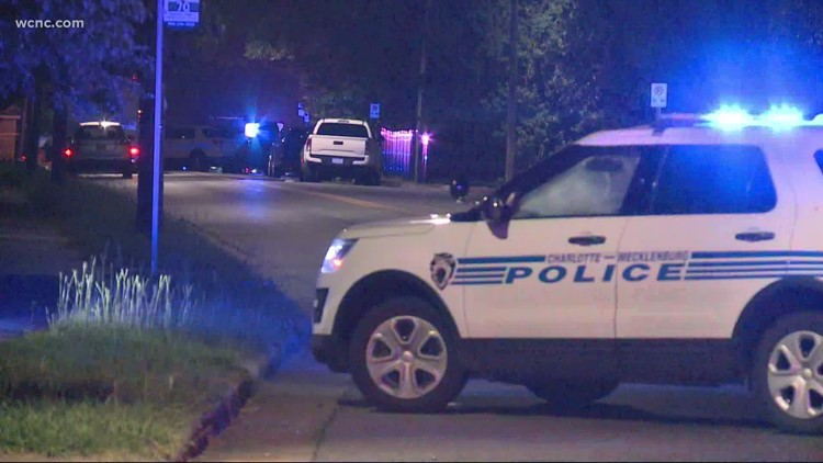 Deadly shooting in north Charlotte under investigation