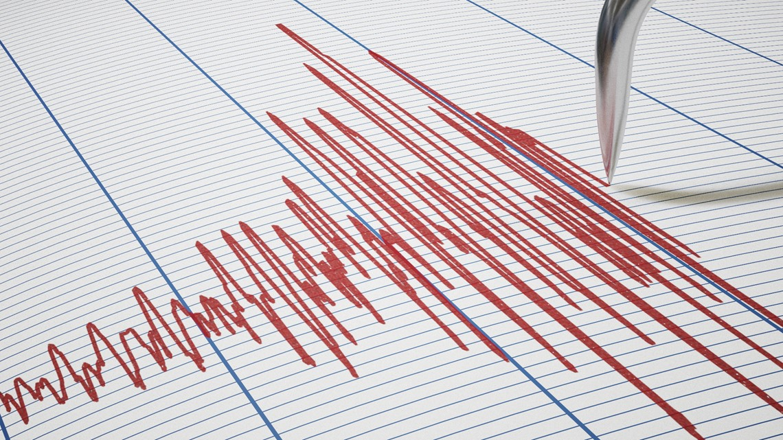 Loud shaking reported in south Charlotte