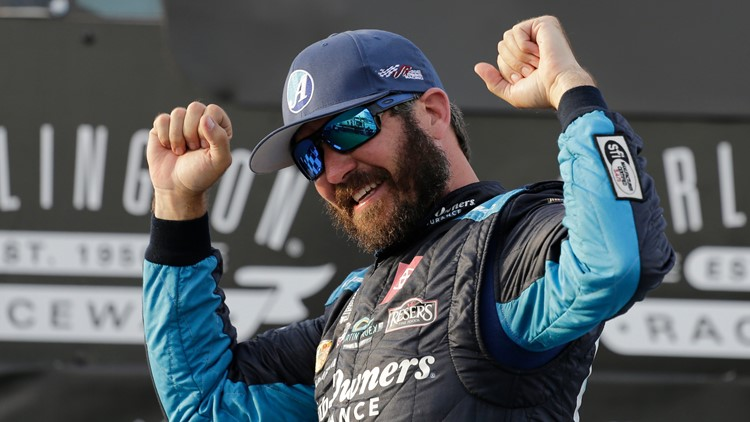 Martin Truex Jr. remains the only multiple race winner in the Cup Series in 2021