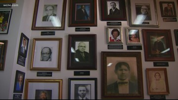 African American History Museum in Gastonia