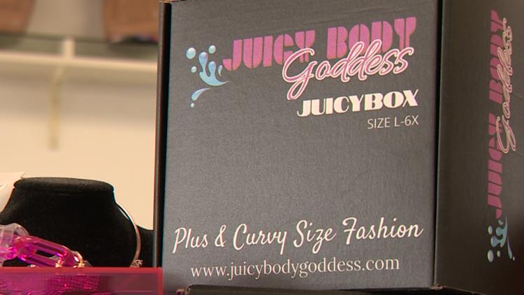 Charlotte woman overcomes struggle to establish viral plus-size clothing store