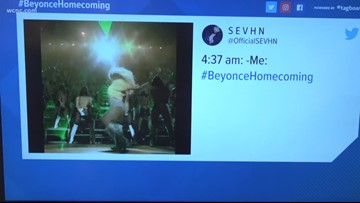 Are you ready? Beyoncé is taking over Netflix with her new 'Homecoming' documentary