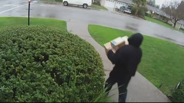 Get McGinty: What happens if your delivered packages are stolen?