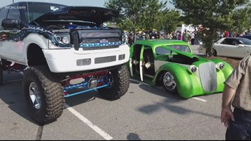 Hot Wheels 'Legends Tour' stops by Hickory