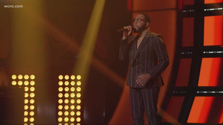 NC college student makes the cut on NBC's The Voice