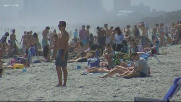 South Carolina closes public beaches amid COVID-19 outbreak