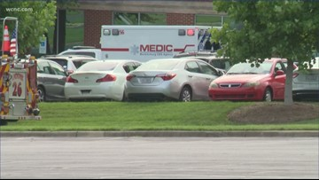 Five more taken to hospital as odor in Charlotte office building remains for 2nd day
