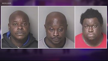 Human trafficking bust ends in three arrests in Gastonia