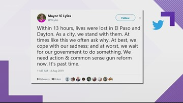 Charlotte reacts to mass shootings