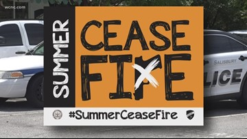'Summer Cease Fire' in Salisbury aims to stop gun-related assaults during the summer