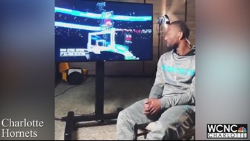 Kemba Walker finds out he's an NBA All-Star starter