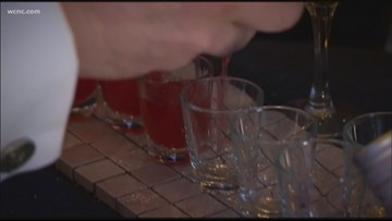 Report of drugged drink in uptown Charlotte