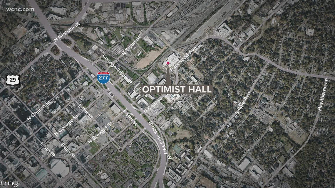 CMPD: 1 person stabbed at Optimist Hall Monday