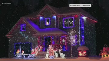 Holiday lights could create problem for pilots