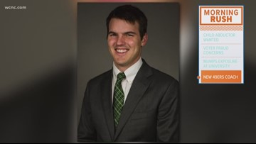 Charlotte 49ers name Will Healy new football coach