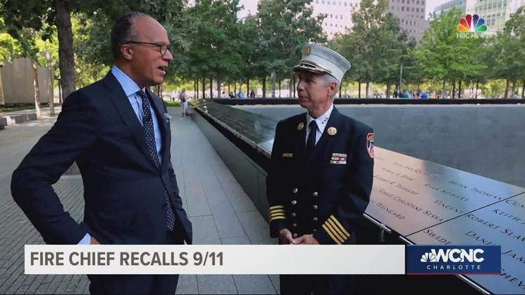 Remembering 9/11, 20 years later