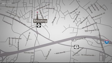Toddler, teen injured in Hickory shooting, police say