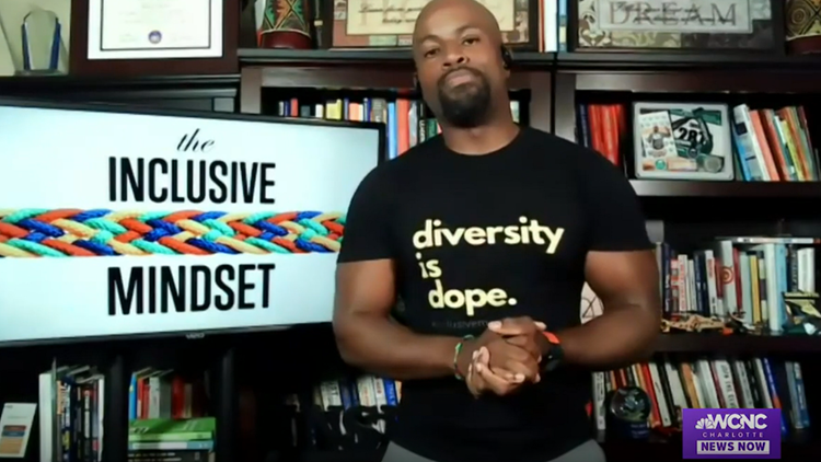 'I want to inspire people to grow'   Charlotte-based author takes a unique approach to diversity education