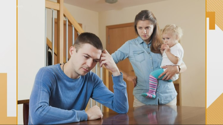 Why new parents find themselves arguing so much