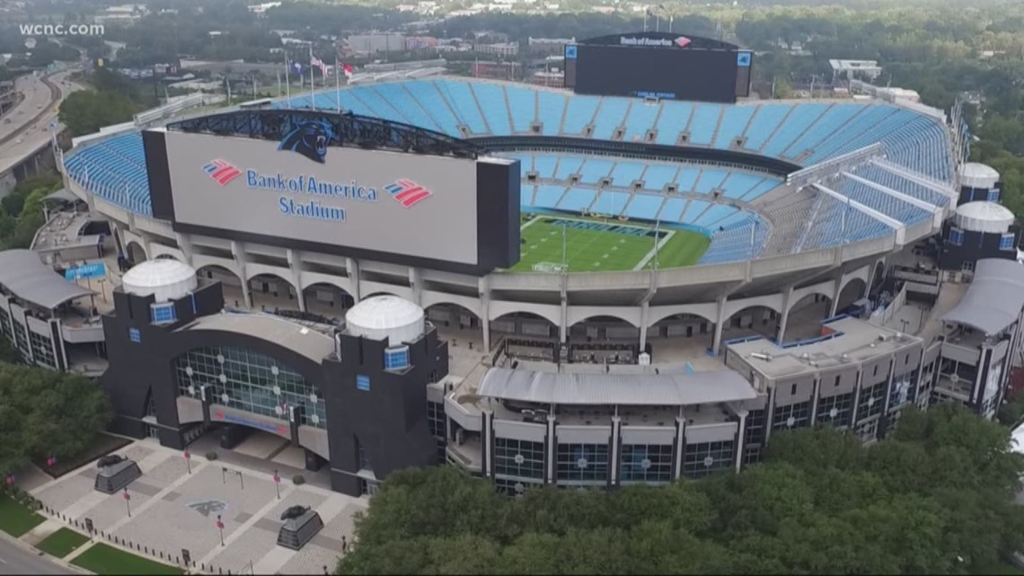 Charlotte officials react as SC lawmakers work to land Panthers headquarters
