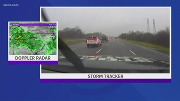 Chevy Storm Tracker: Plan for a rainy commute