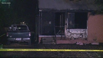 Baby dies from fire that killed mom, siblings in east Charlotte last month