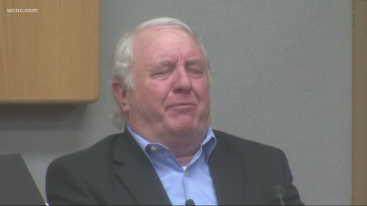 Roger Self takes stand in sentencing