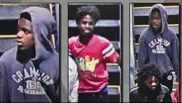 Search for SouthPark armed robbery suspects