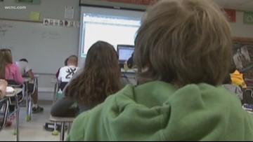 NC teachers accused of helping students cheat