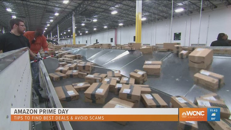 Amazon Prime Day: How to find deals and avoid scams
