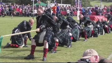 Grandfather Mountain Highland Games return for the 64th year this weekend