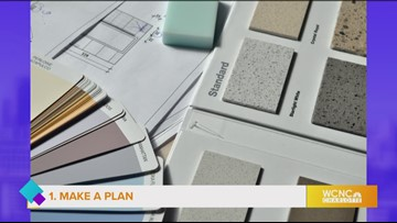 HGTV tips for tackling home projects