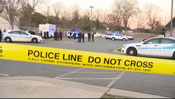 CMPD identifies suspect, officer in deadly police shooting in west Charlotte