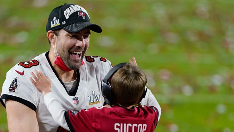 3 local players win Super Bowl LV with Bucs