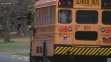 NC State Highway Patrol cracking down on drivers passing stopped school buses