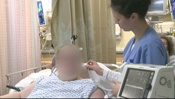 More flu deaths reported in the Carolinas