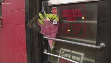 'It hits home hard' | Scott Brooks, co-owner of Brooks' Sandwich House, shot and killed