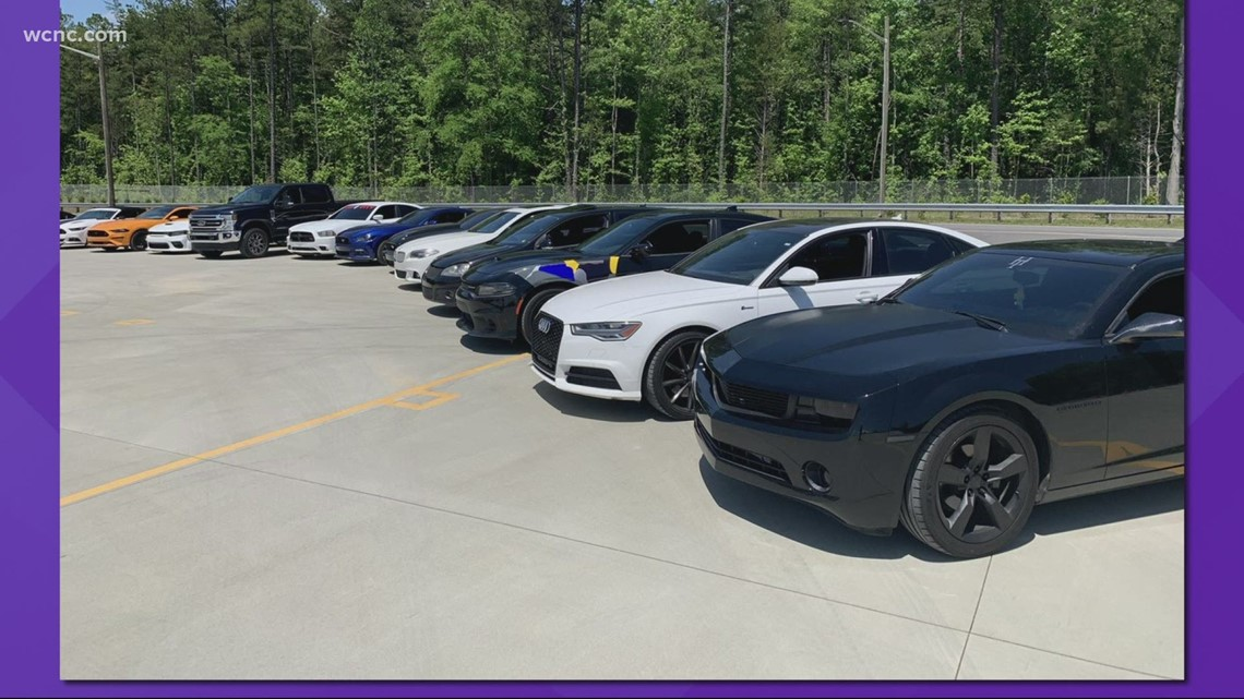 Over 50 vehicles seized by CMPD in ongoing street racing investigation